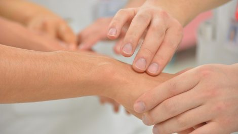 Patient assistance services business idea